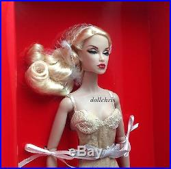 Fashion Royalty Monogram Interlude Doll Plus Outfit Accessories Set 2013 SIGNED