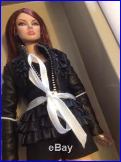 Fashion Royalty Nightscape Giselle Nuface W Club Rare
