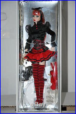 Fashion Royalty Nippon Misaki Red Rabbit Doll, The Gothic Dream Collection, Nrfb