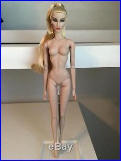 Fashion Royalty Nordstrom Elyse NUDE Doll Jason Wu Exlusive