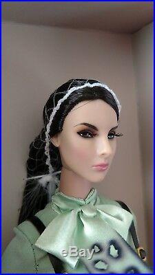 Fashion Royalty Nu. Face AKA GIgi Giselle Diefendorf Doll NRFB withshipper
