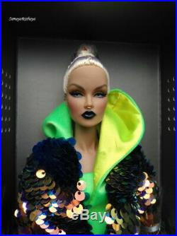 Fashion Royalty Nu Face Violaine Perrin Beyond This Planet Doll NRFB