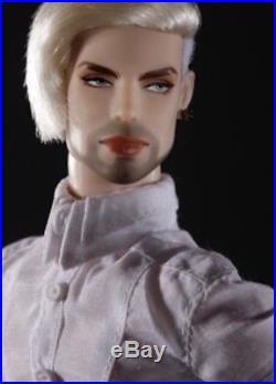 Fashion Royalty Nu Fantasy Hansel Rare Treat Integrity Doll LE 350
