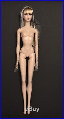 Fashion Royalty Poetic Beauty Eden Nude Doll New