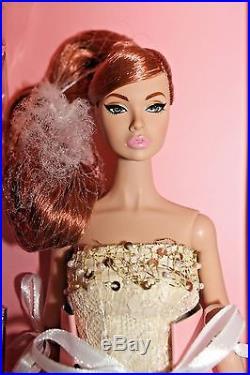 Fashion Royalty Poppy Parker ELEGANT EVENING Convention NRFB, shipper