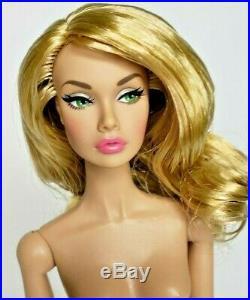 Fashion Royalty Poppy Parker Looks A Plenty Gift Set blonde NUDE doll only
