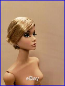 Fashion Royalty Poppy Parker SHE'S NOT THERE nude doll mint