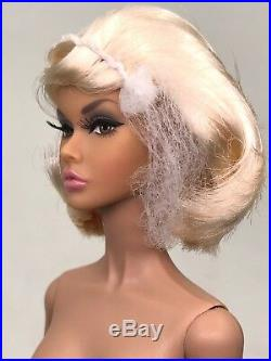 Fashion Royalty Poppy Parker Sign of The Times Nude Doll Integrity Doll New