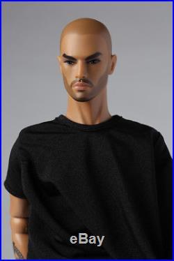 Fashion Royalty Tantric Lukas Maveric 12 Doll New Nrfb Pre-sale