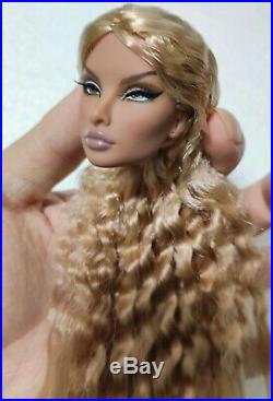 Fashion Shape Shifter Natalia Reroot Doll Head FR Royalty Perfect