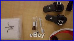 Fashion royalty, Homme accessories lot