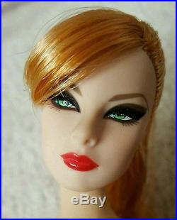 Fashion royalty NuFace MASTERPIECE THEATER GISELLE NUDE DOLL integrity toys