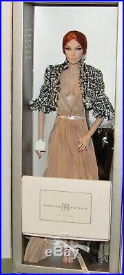 Female Icon Dasha D'Amboise Dressed Doll NRFB 2018 Design Competition Winner