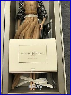 Female Icon Dasha D'Amboise Fashion Royalty, Poppy Parker, Integrity toys, NRFB