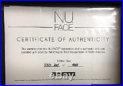 Full Speed Erin S. Nu Face Integrity Toys Convention Centerpiece doll NRFB