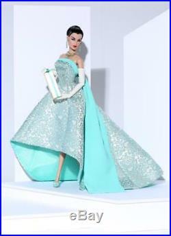 INTEGRITY TOYS Turquoise Sparkler Evelyn Weaverton Doll The East 59th- NRBF