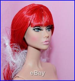 IT 12 Poppy Parker British Invasion 2017 W Club Exclusive Nude Doll COA PP123