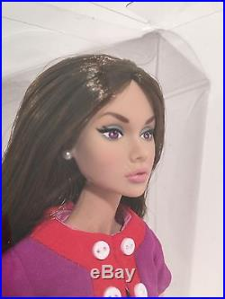IT Fashion Royalty Jet Set Convention In The Air Poppy Parker MIB Very Rare