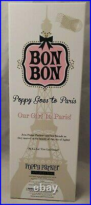 Integrity FR Ma Petite Fleur Poppy Parker 2016 The Bon Bon Collection NRFB