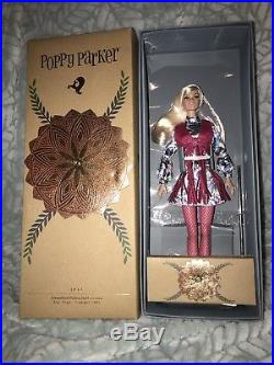 Integrity Fashion Royalty Poppy Parker 2018 IFDC CenterpcTime of the Season nrfb