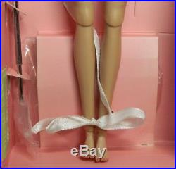 Integrity Fashion Royalty Poppy Parker Coney Island Nude Doll, New with stand