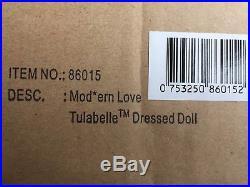 Integrity Fr 16 Tulabelle Modern Love Dressed Fashion Royalty Doll Le300 Nrfb