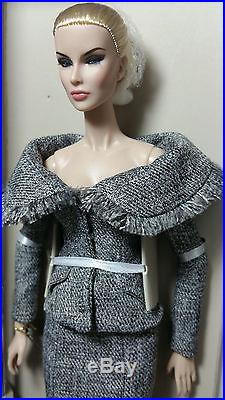 Integrity Supermodel convention Tweed Couture Dania Zarr Doll LE350 NRFB