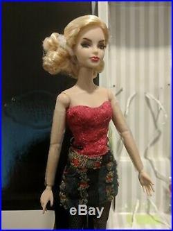 Integrity Toys Dynamite Girls Plastic Inevitable Jett Doll MIB Complete Gorgeous