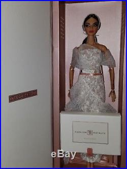 Integrity Toys Fashion Royalty Divinity Isha Sacred Lotus Collection NRFB