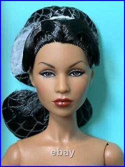 Integrity Toys Fashion Royalty East 59th Lady Aurelia Winter Shimmer Nude Doll