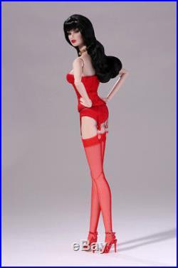 Integrity Toys Fashion Royalty Fetish Fatale Veronique Perrin Dressed Doll NRFB