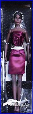 Integrity Toys Fashion Royalty ITBE Rare Jewel Rayna Ahmadi Dressed Doll NRFB