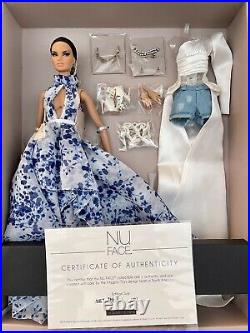 Integrity Toys Fashion Royalty Nu Face Metamorphosis Erin Doll 12