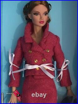 Integrity Toys Fashionably Suited Poppy Parker Fashion Teen Dressed Doll NRFB
