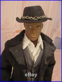Integrity Toys Jason Wu Fashion Royalty High & Mighty Darius Reid Doll Nice