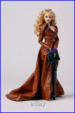 Integrity Toys Live from Fashion Week Nadja Rhymes London Show NRFB