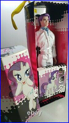 Integrity Toys My Little Pony Rare Form 21 Rarity Inspired fashion Figure Homme