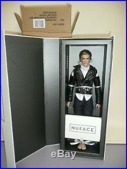 Integrity Toys My Strength Lukas Maverick Close-Up Doll NU Face New NRFB