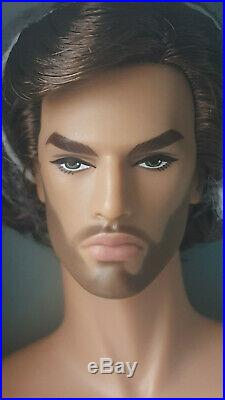 Integrity Toys NU FACE 2019 My Strength Lukas Maverick Close-up Doll NRFB