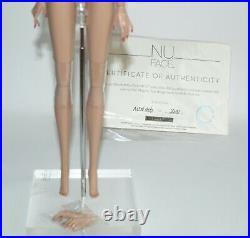 Integrity Toys NU. Face Mademoiselle Eden Blair 12 nude doll