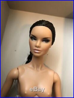 Integrity Toys Nuface WClub Metamorphosis Erin Salston NUDE Doll Fashion Royalty