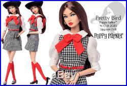 Integrity Toys Poppy Parker Pretty Bird 2020 W Club Exclusive Doll NRFB