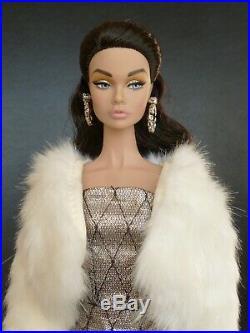 Integrity Toys Poppy Parker Split Decision Brunette Hair Nude Doll Enhanced