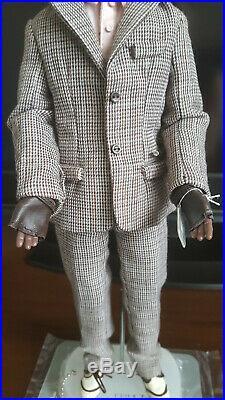 It Fashion Royalty Doll Homme Tariq Darius Reid Playing It Cool Complete
