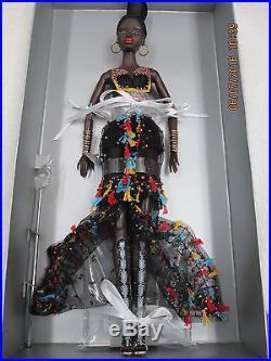 Jason Wu Doll NADJA RHYMES Nu. Face Agency Fashion Royalty RARE! NEW