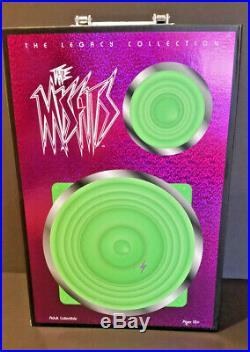 Jem STORMER BANDS BREAK UP Integrity Toys Gift Set NRFB withShipper MINT! #14068