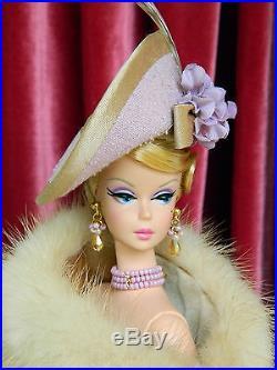 Lady Aster OOAK Fashion for Silkstone/Vintage Barbie/Fashion RoyaltyJoby