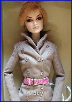 London Mist Imogen Doll New Close Ups Collection Fashion Royalty MIB