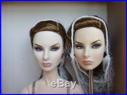 Love, Life, Lace Agnes NRFB with Extra Head Fashion Royalty Integrity Toys