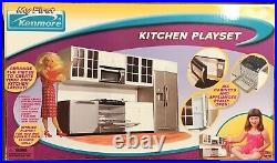 MY FIRST KENMORE KITCHEN Playset Fashion Royalty BARBIE Integrity HTF 2005